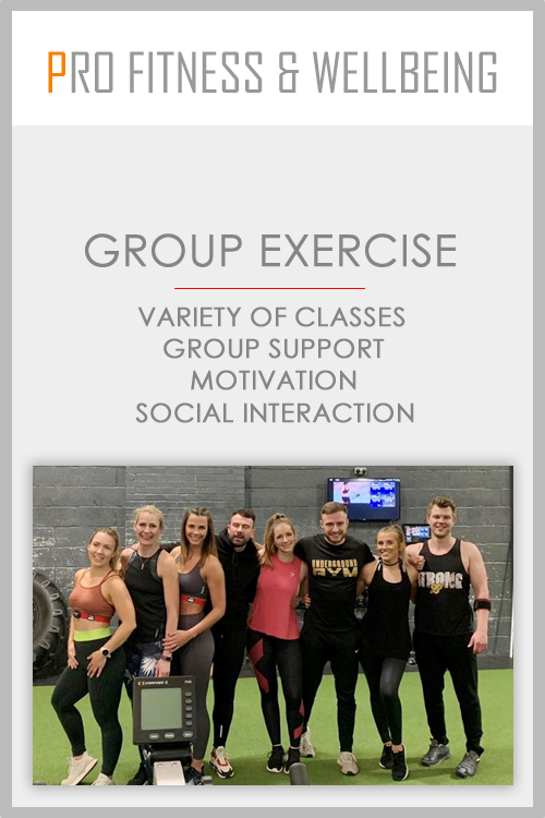 GROUP EXERCISE LINK